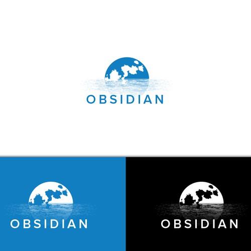 Logo design For Obsidian