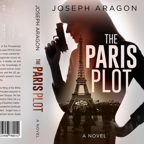 The Paris plot - Adventure thriller