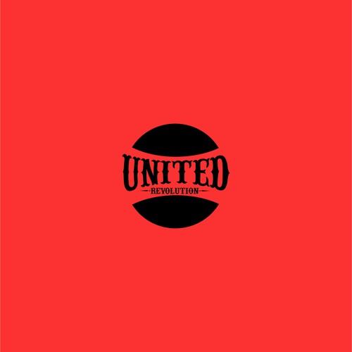 Logo Concept for UNITED REVOLUTION