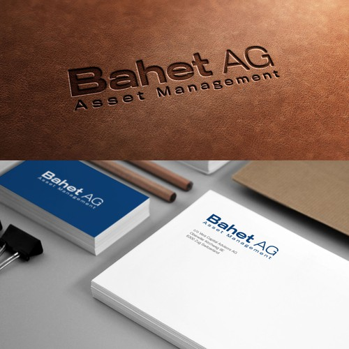 Brand Identity Pack for a Swiss-based Asset Management Company