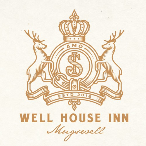 WELL HOUSE INN LOGO DESIGN