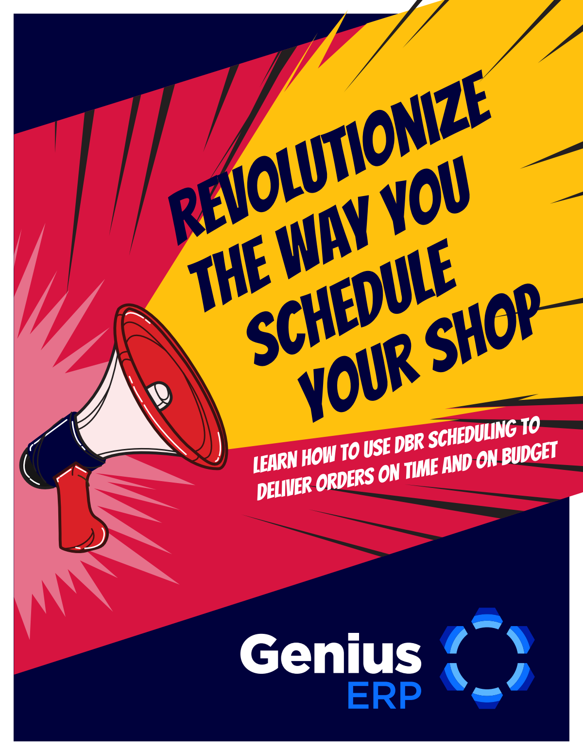 Smart Scheduling Ebook - Comic Book Style