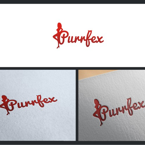 "Its time to create a mindblowing Wow factor Logo for ""Purrfex"""