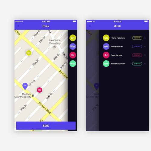 iTrek App