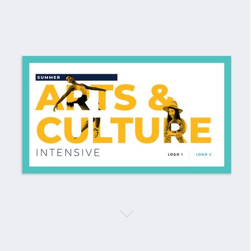 PDF Brochure for an Education Program
