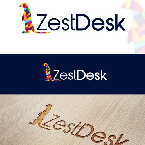 Help ZestDesk with a new logo
