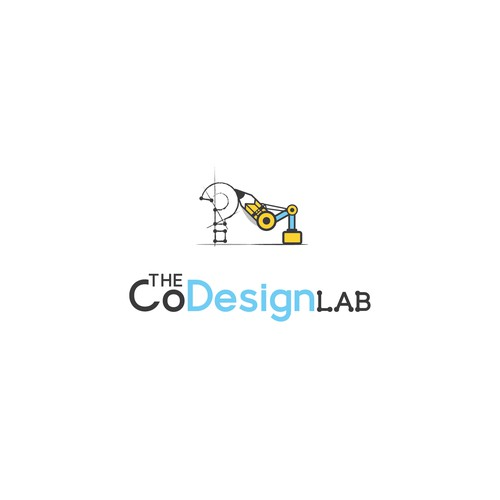 Create the logo for an innovative, creative, collaborative design practice