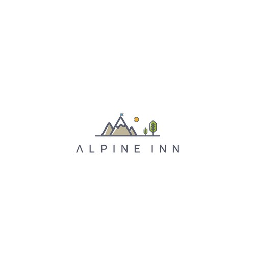 Logo for Alpine Inn