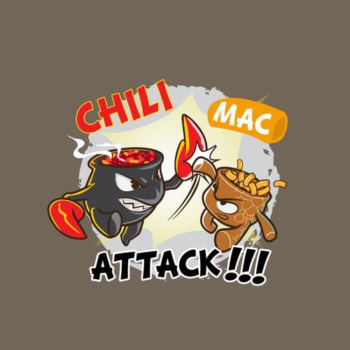 Chili Mac Attack