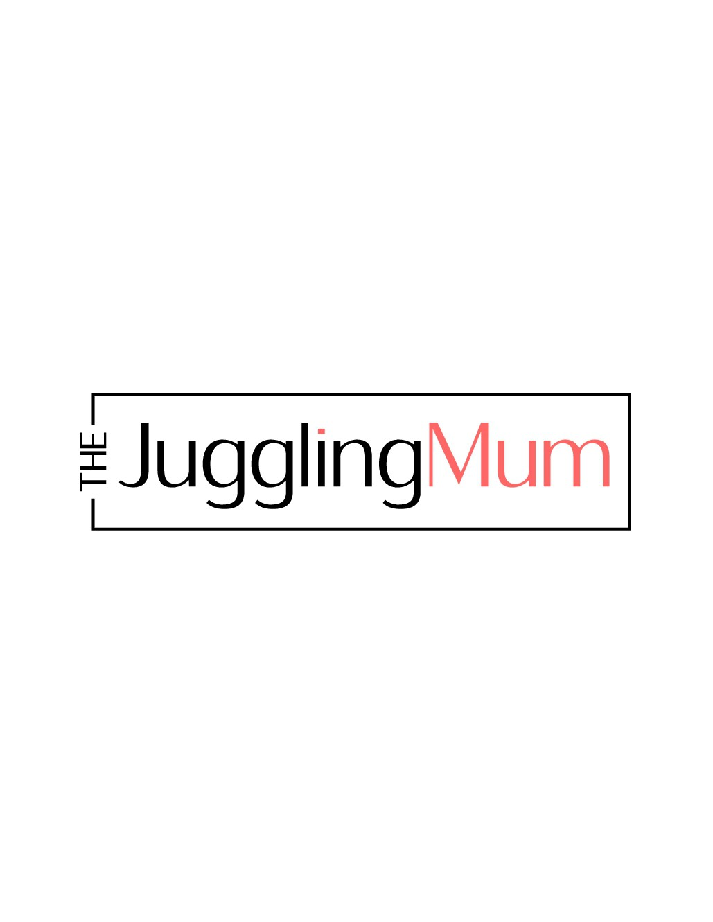 Design a bright and fun logo for The Juggling Mum