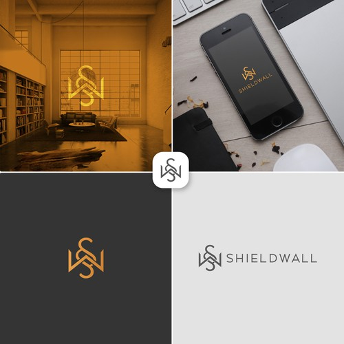 Shieldwall Logo