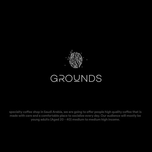 Grounds coffee logo