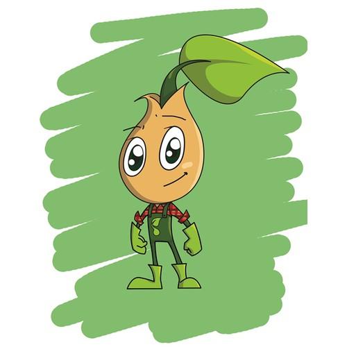gimiki mascot