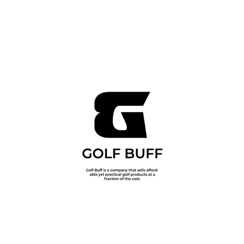 Golf Buff Logo Design