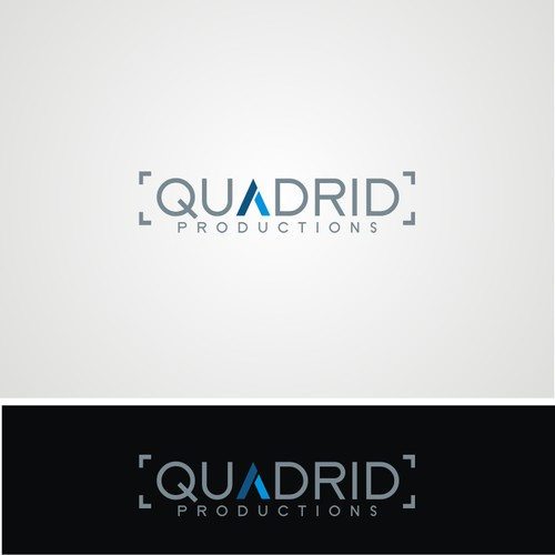 Clean and simple logo needed for video production company