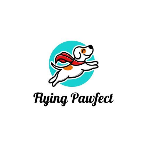 Flying paw