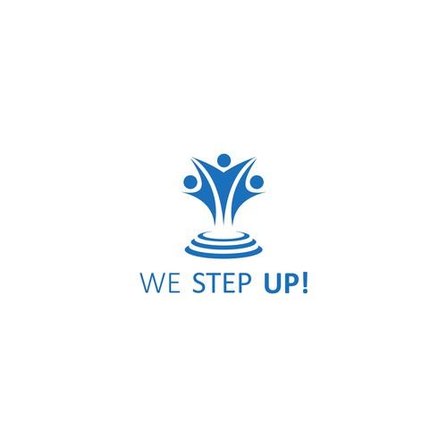 we step up!