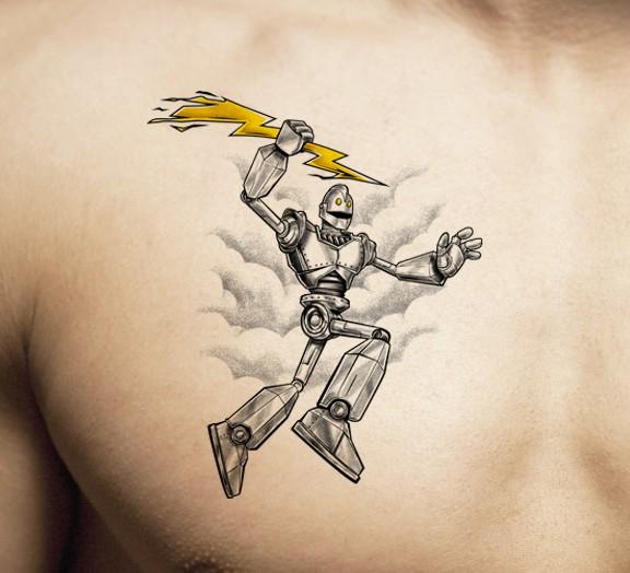 Funky Tattoo