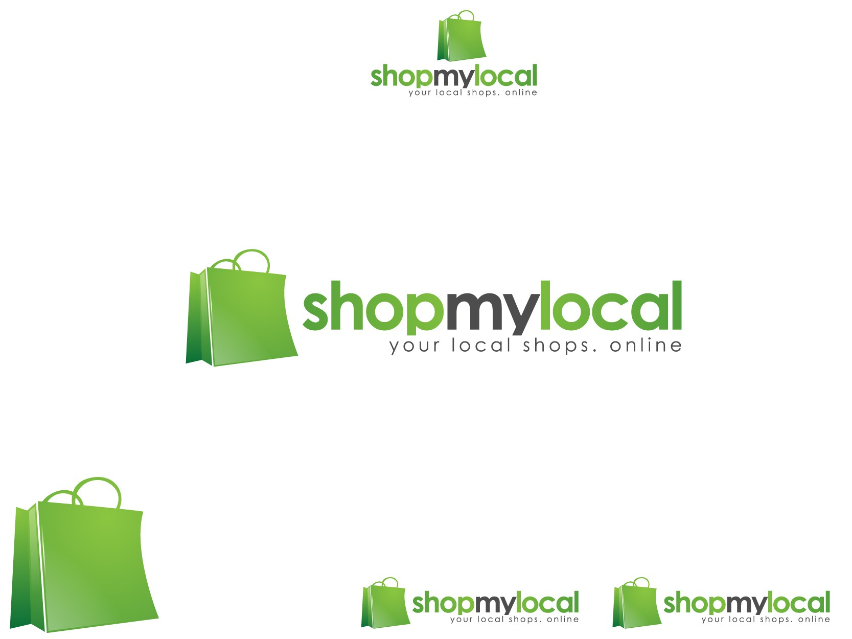 shopmylocal needs a new logo