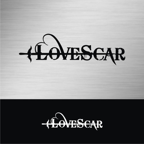 Create the next logo for LoveScar