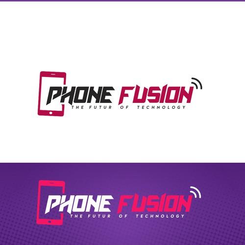 phone shope repair logo