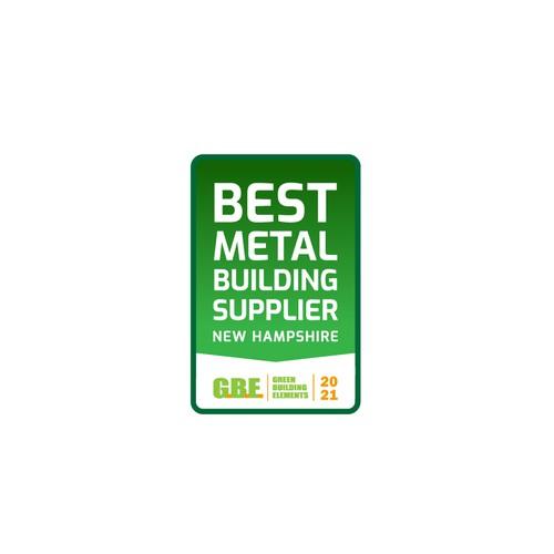 Create an Award Badge