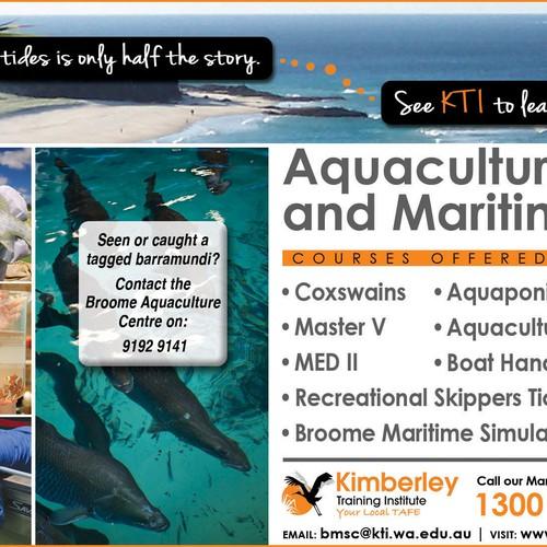 Fishing Tide advertisement