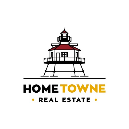 Design a modern logo for real estate company