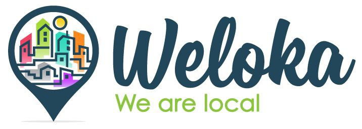Logo Design for a Local Based Online Marketplace called Weloka