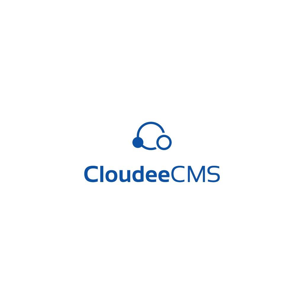 Logo for a revolutionary new Serverless Content Management System