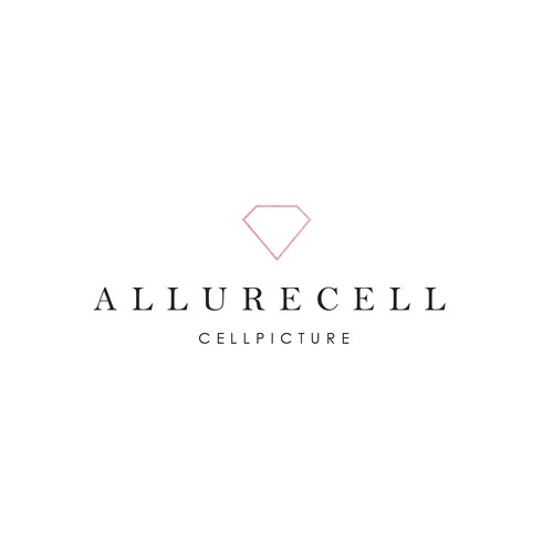 Logo concept for a beauty company