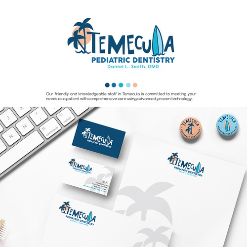 Logo & brand identity pack for Temecula
