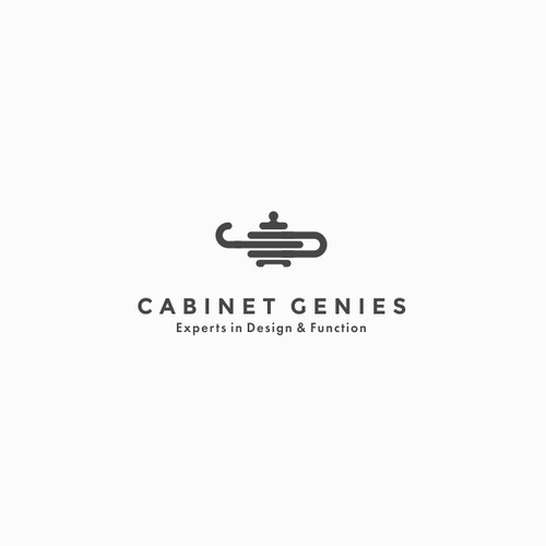 Simple logo for furniture company