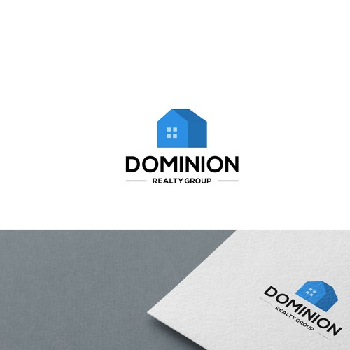 Logo for Dominion Realty Group