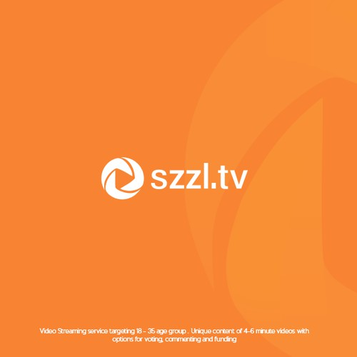 Logo for video streaming - szzl.tv