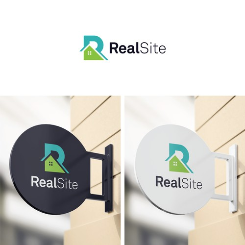 Logo for RealSite