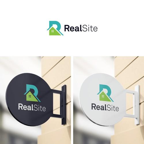 Logo for RealSite