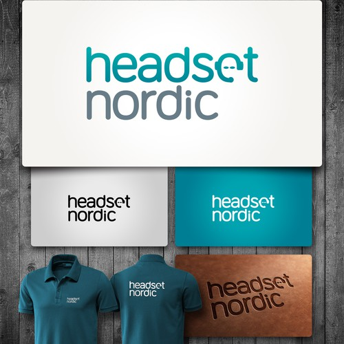 Logo for company HEADSET NORDIC
