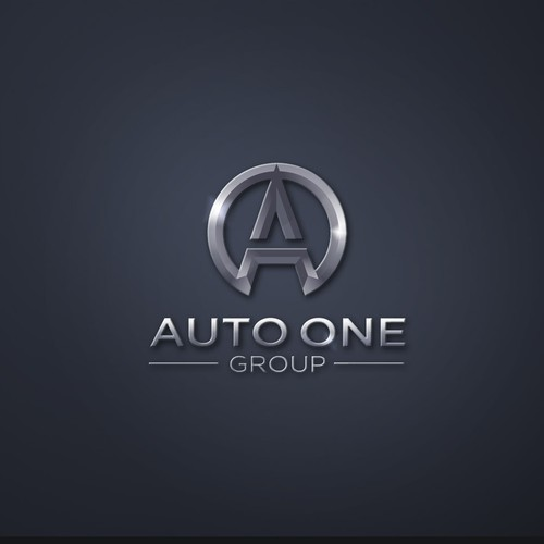 Emblem logo concept for Auto One