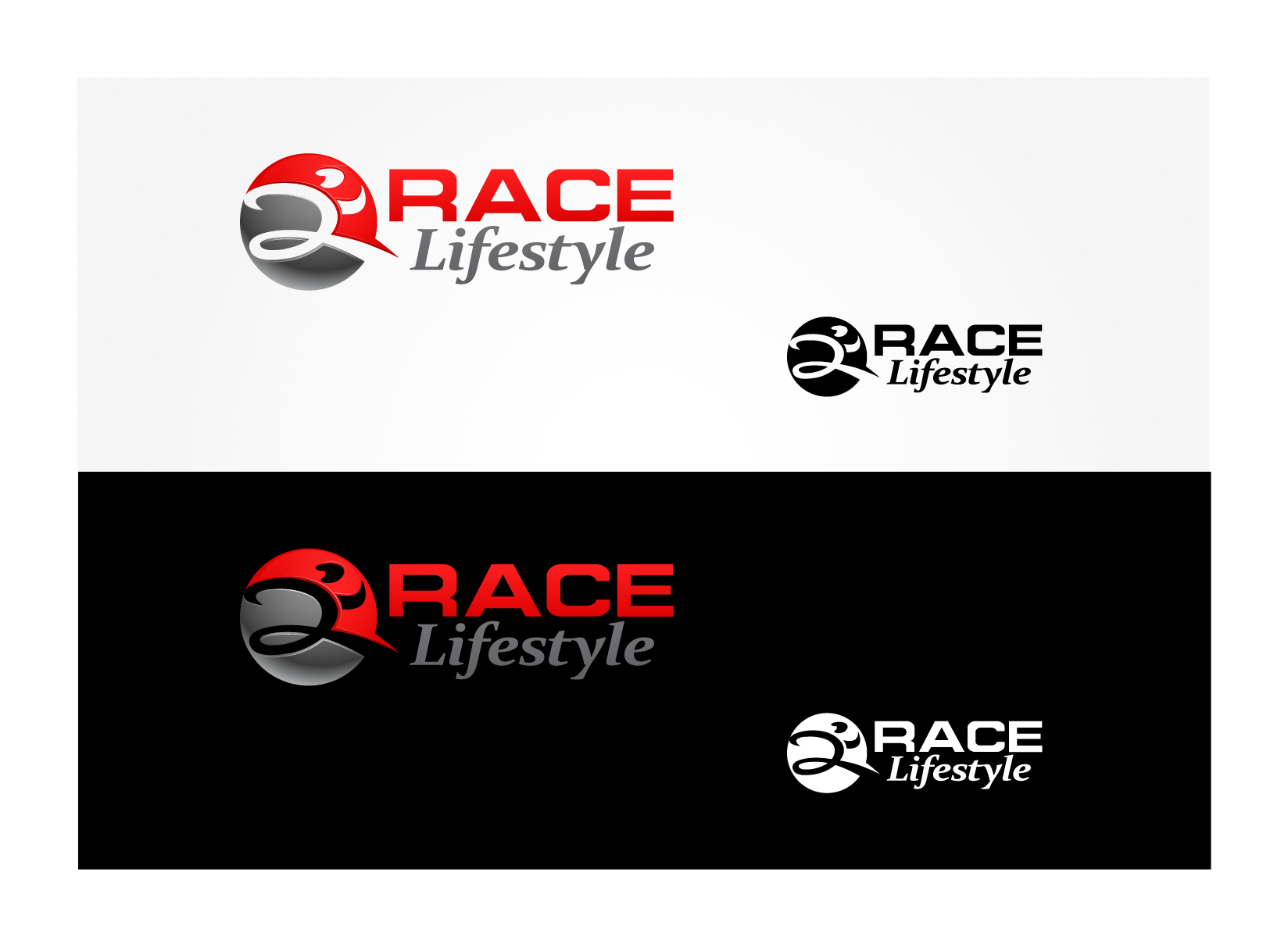 Help Race Lifestyle with a new logo