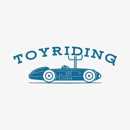 Car Logo concept for Toy Riding
