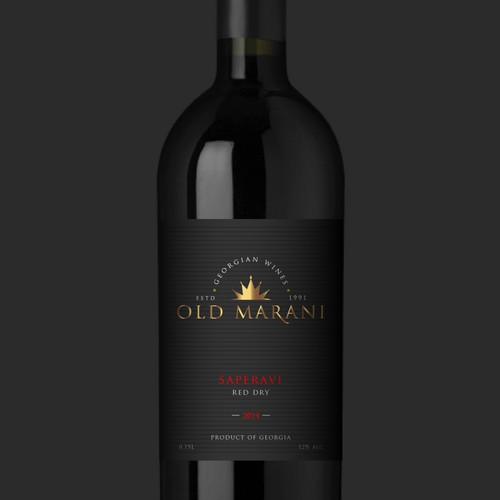 label for old marani