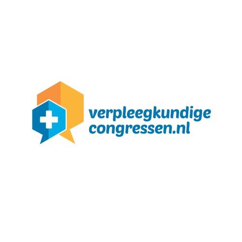 Logo voor verpleegkundigecongressen.nl