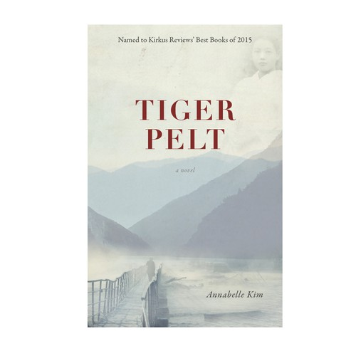 Tiger pelt cover