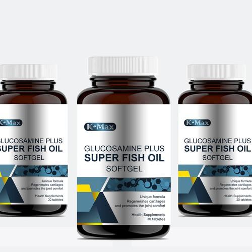 K-Max - Health Supplements