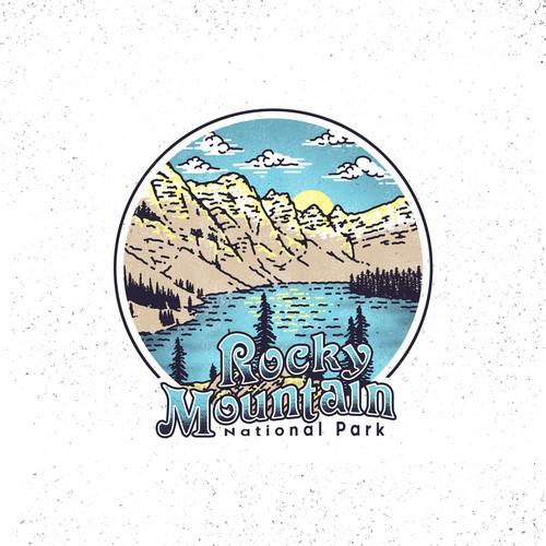 rocky mountain national park tshirt contest finalist