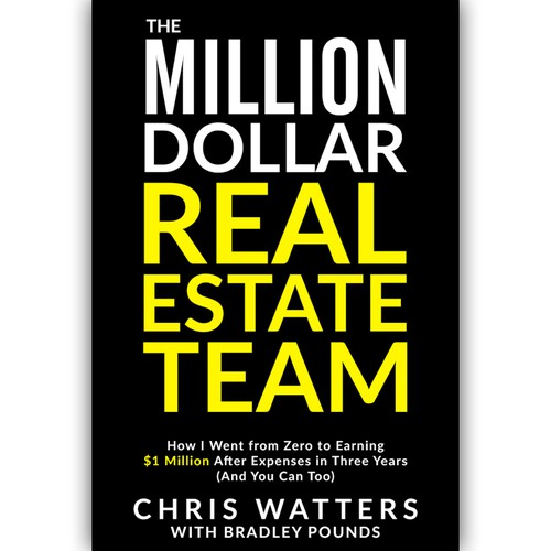 Book cover for Real Estate company.