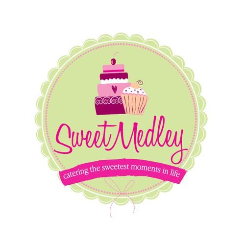 Logo Design   Cake Shop Logo Concept