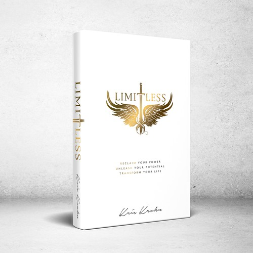 """Book Cover for """"Limitless"""""""