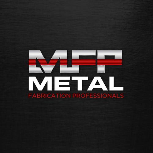 Metal Fabrication Logo